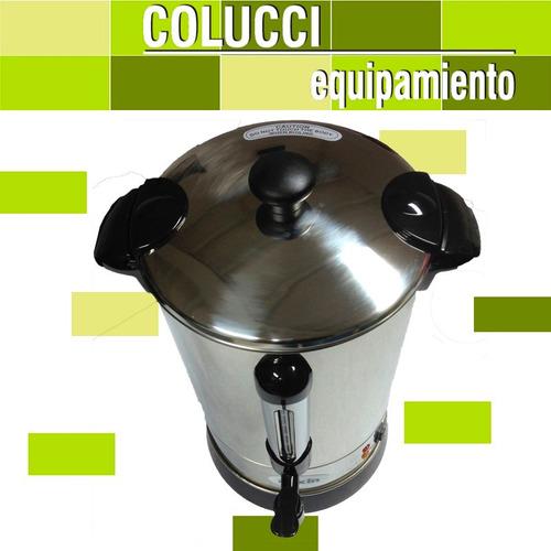 cafetera a filtro electrica gastronomica 12lt con termostato