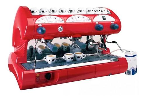 cafetera automatica italiana la pavoni 240 tazas/hr  bar 2 v
