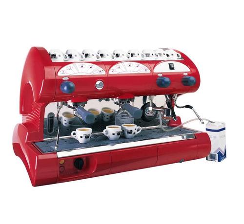 cafetera automatica italiana la pavoni 240 tazas/hr  bar 2m