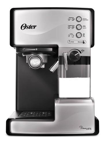 cafetera automática para espresso, latte y cappuccino primal