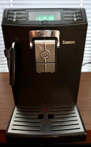 cafetera automatica saeco hd8775
