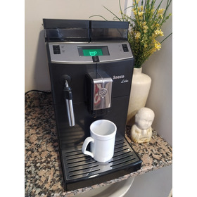 Cafetera Automatica Saeco Lirika Black (fotos Reales)