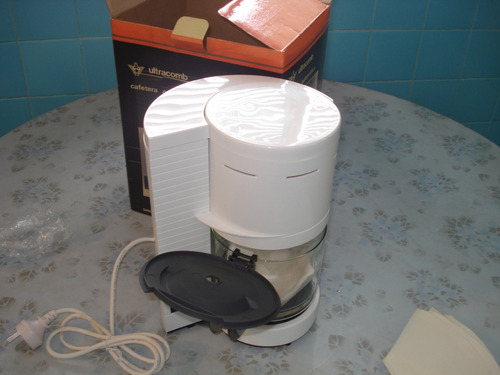 cafetera automática ultracomb. oferta única!!!!