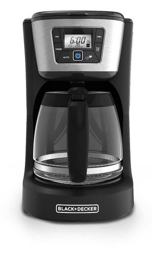 cafetera black & decker programable 12 tazas - cm2031b