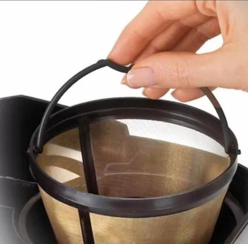 cafetera black&decker 5 tazas