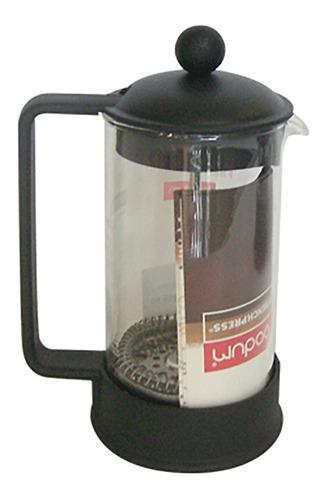 cafetera bodum 0,35 lts 3 poc. irrompible black 1543-01san
