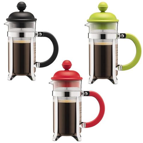 cafetera bodum caffettiera 3 pocillos embolo 350ml original