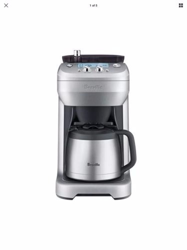 cafetera breville bdc650bss