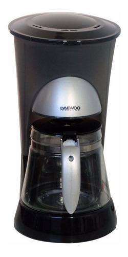 cafetera daewoo dcm-1865 800w cap:1.5lts antigoteo pintumm