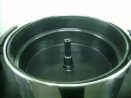 cafetera de filtro automática sikla dk-40 hasta 40 pocillos.