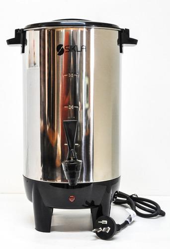 cafetera de filtro sikla modelo dk30 - 6 litros /40 pocillos