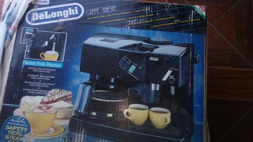 cafetera de longhi caffe trieste