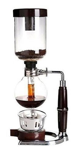 cafetera de sifon para kopi luwak y granos finos