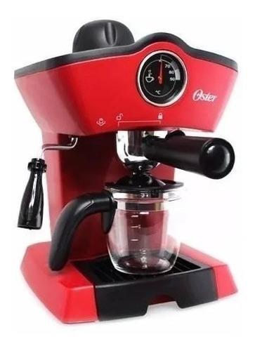 cafetera de vapor espresso y capuccino oster® bvstem4188-053