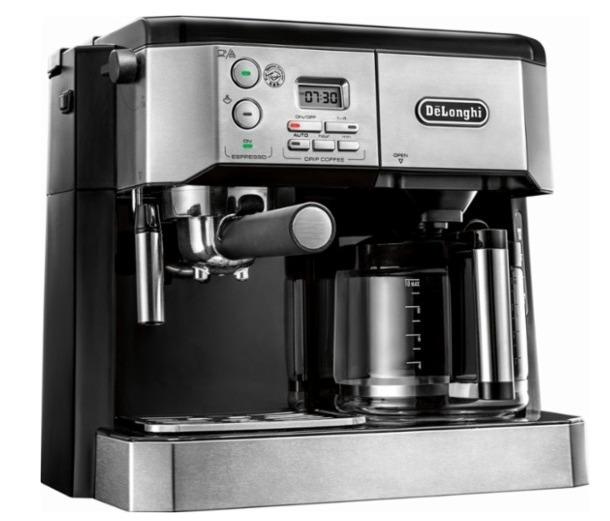 Cafetera delonghi 10 tazas cafe y espreso 7 en for Tazas para espresso