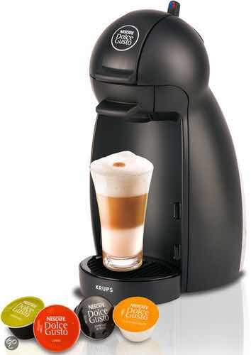 cafetera dolce gusto impecable