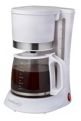 cafetera electrica 8 a 10 tazas premium