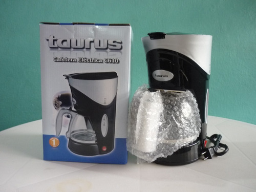 cafetera electrica de 7 tazas