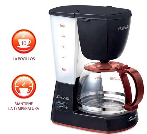 cafetera electrica filtro