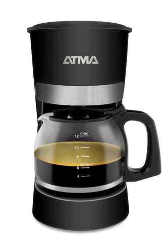 cafetera eléctrica filtro atma