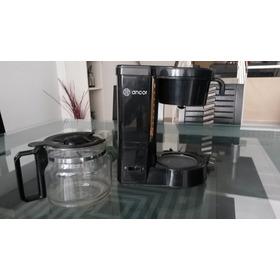 Cafetera Electrica Negra