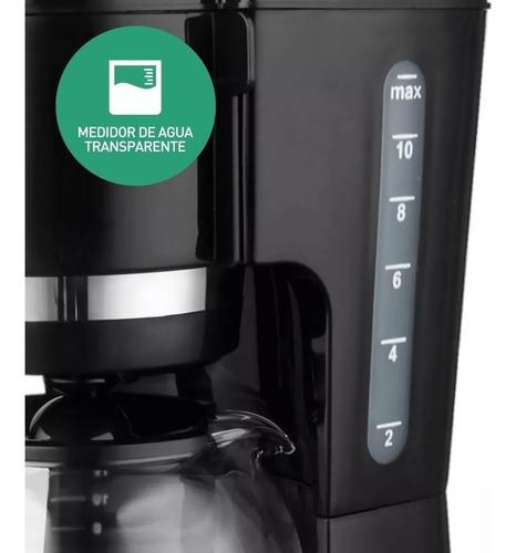 cafetera eléctrica por goteo para cafe molido