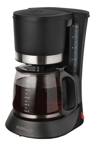 cafetera eléctrica premium appliances pcm599b capacidad de