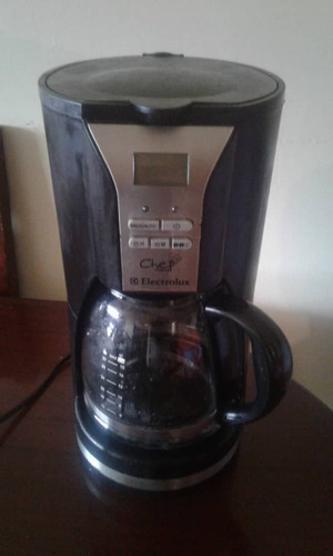 cafetera  electrolux  chef. 50vds