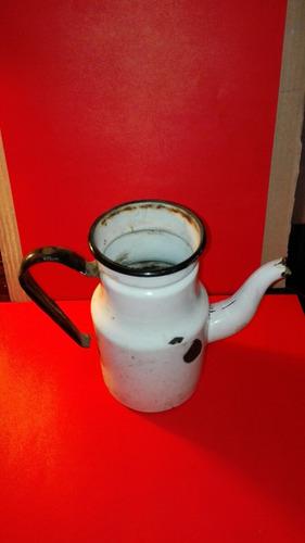 cafetera enlosada