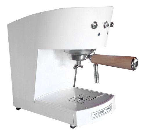 cafetera expreso y cappuccino 2l café international acero in