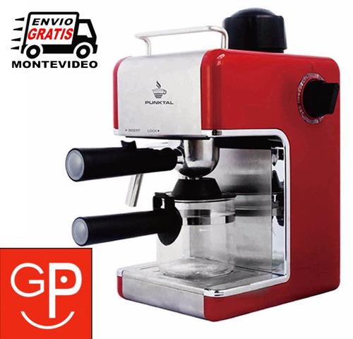 cafetera express 800w 3 bar punktal g p