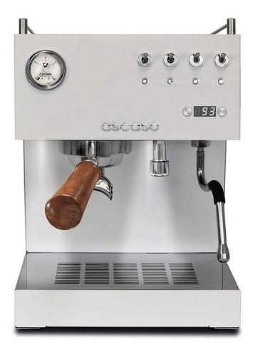 cafetera express ascaso steel series uno pid