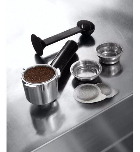 cafetera express delonghi dedica black negro retro ec685bk