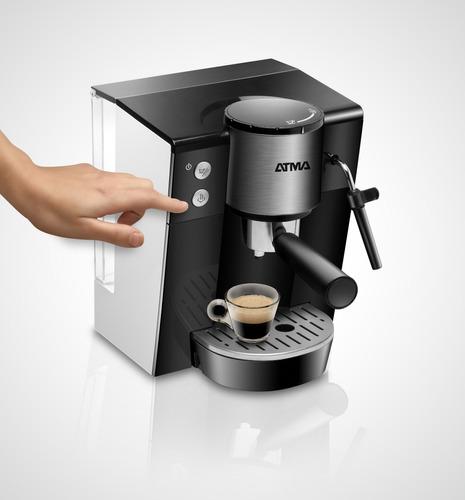cafetera express leche espuma 18 bar atma ca9196x env gratis