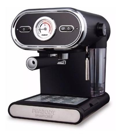 cafetera express peabody (pe-ce5002) nueva garantía