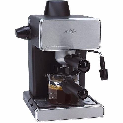 cafetera expresso mr. coffee envio inmediato y gratis