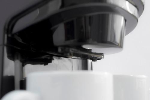 cafetera filtro peabody acero inox 500ml + 2 tazas regalo!