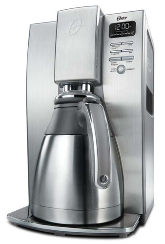 cafetera gourmet 10 tazas oster caf-4411