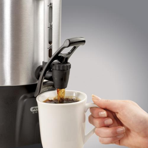 cafetera ( industrial ) proctor silex  comercial 60 tazas