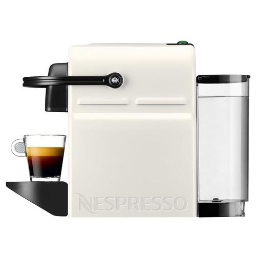cafetera inissia blanca - marca nespresso tdt
