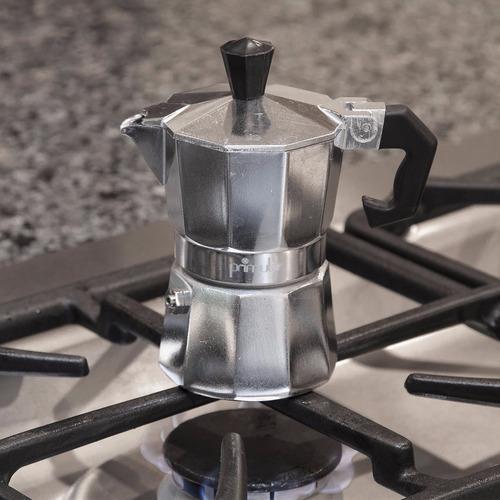cafetera italiana 1 taza cafe express espresso *envio gratis