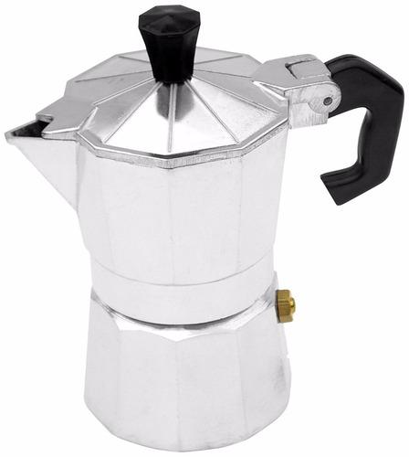 cafetera italiana 1 taza de express espresso *envio gratis