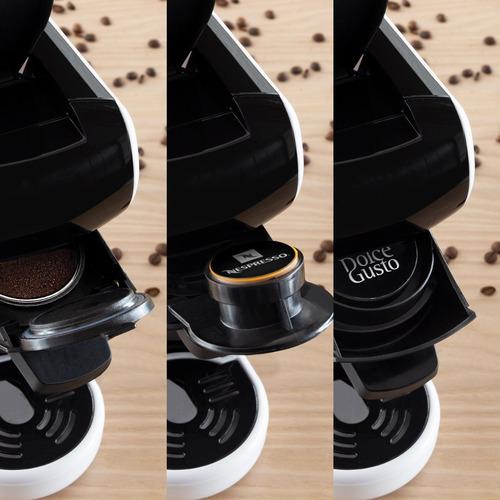 cafetera kanji nescafe dolce gusto multicapsula espreso