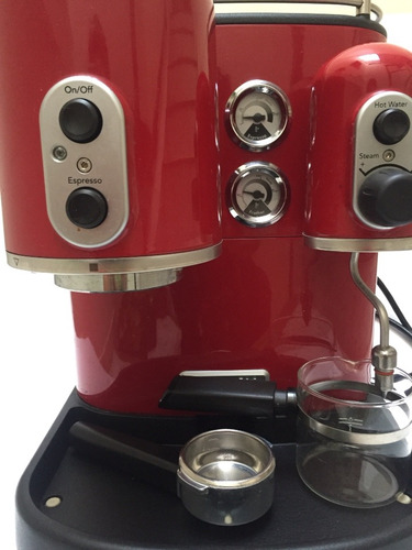 cafetera kitchen aid pro line para preparar expreso