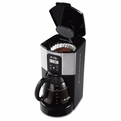 cafetera mr. coffee 12 tazas, programable