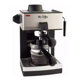 Cafetera Mr Coffee Maquina De Cafe Espresso Xpress Capuccino