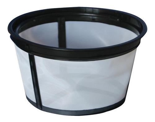 cafetera negra de 12 tazas