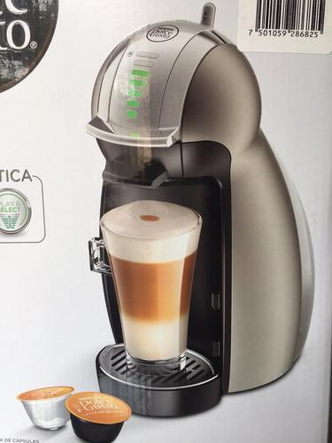 cafetera nescafe dolce gusto, automatica, modelo genio 2