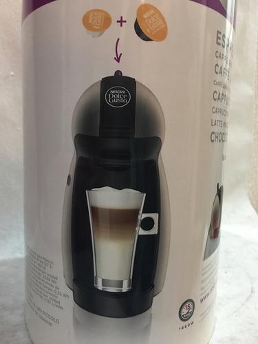 cafetera nescafe dolce gusto, nueva