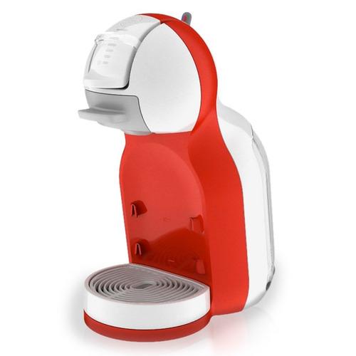 cafetera nescafé mini me dolce gusto red + 48 capsulas(auto)